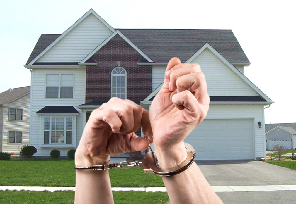 Handcuffed to the Mortgage